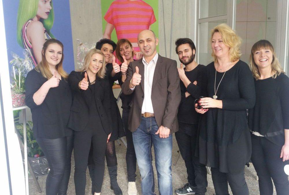 Haarmonie Eröffnung / Mitarbeiter-Shopping in Holland